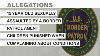 Yuma border migrant allegations