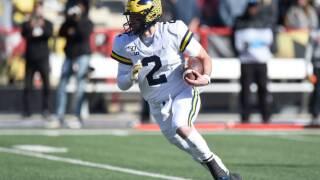 Michigan remains No. 14 in AP Top 25 heading into rivalry game vs. Michigan State