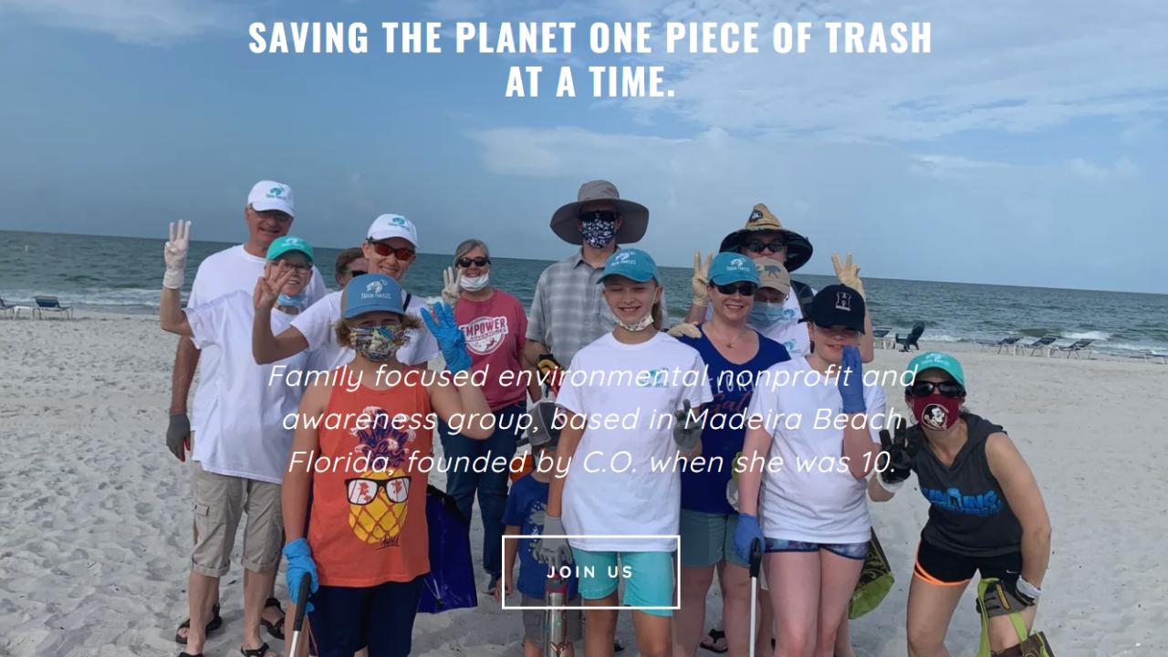 Trash Turtles