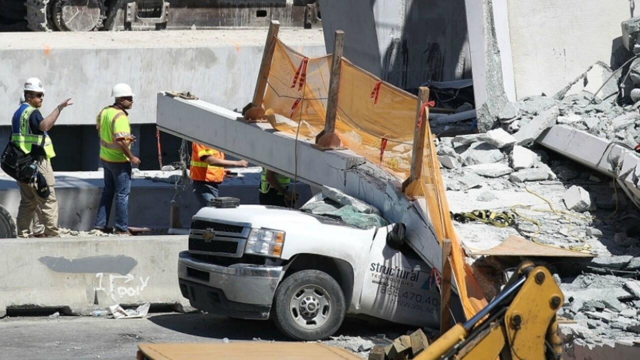 FDOT warned about FIU bridge cracking