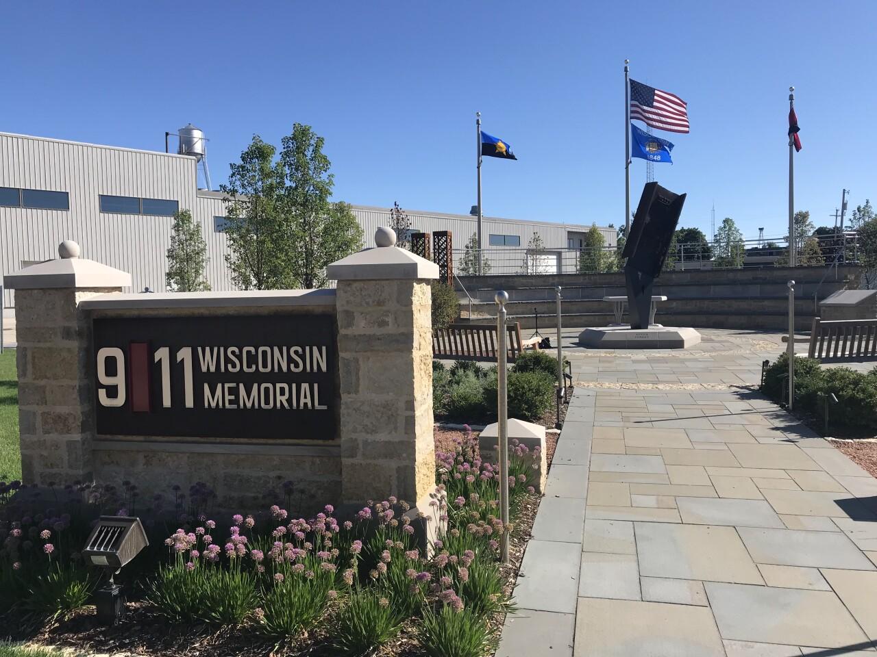 Wisconsin's 9/11 Memorial in Kewaskum