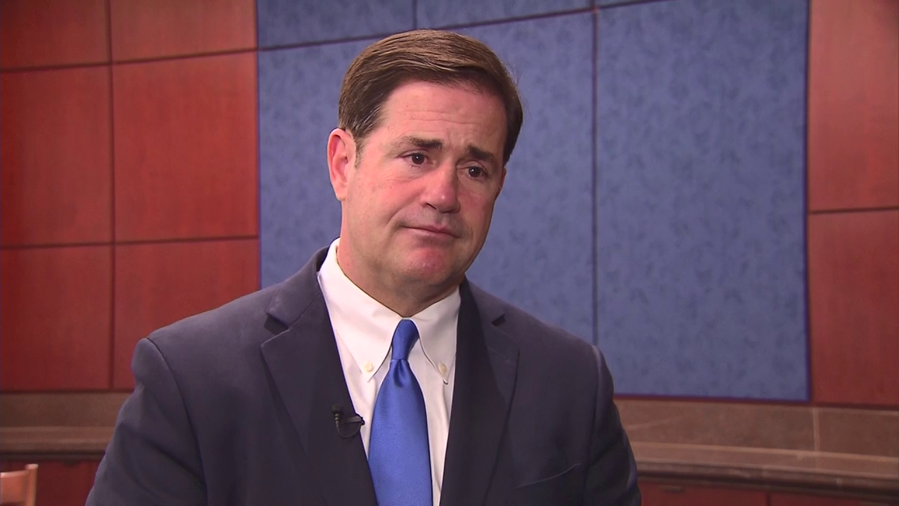 Ducey in Washington