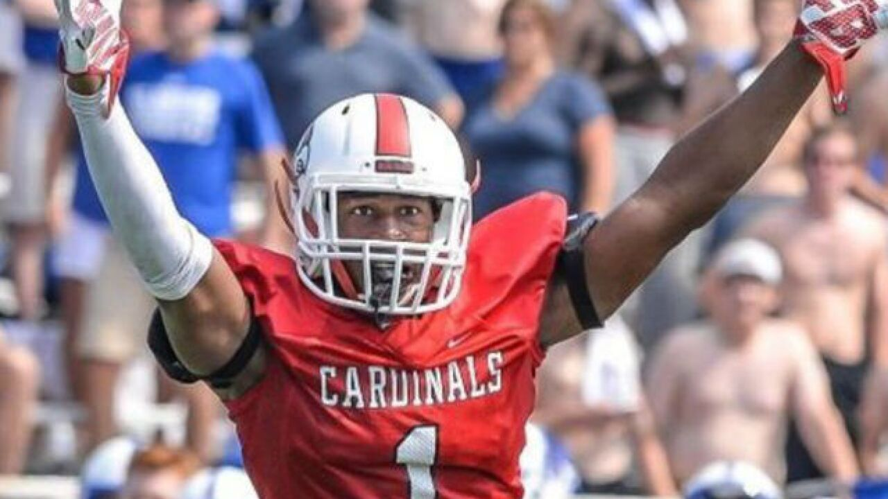 Colerain's Amir Riep commits to Ohio State