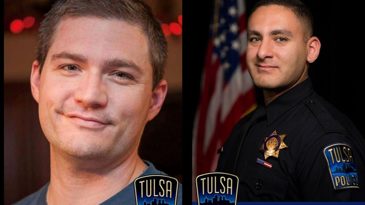 Veteran Tulsa police officer dies, another still hospitalized after shooting