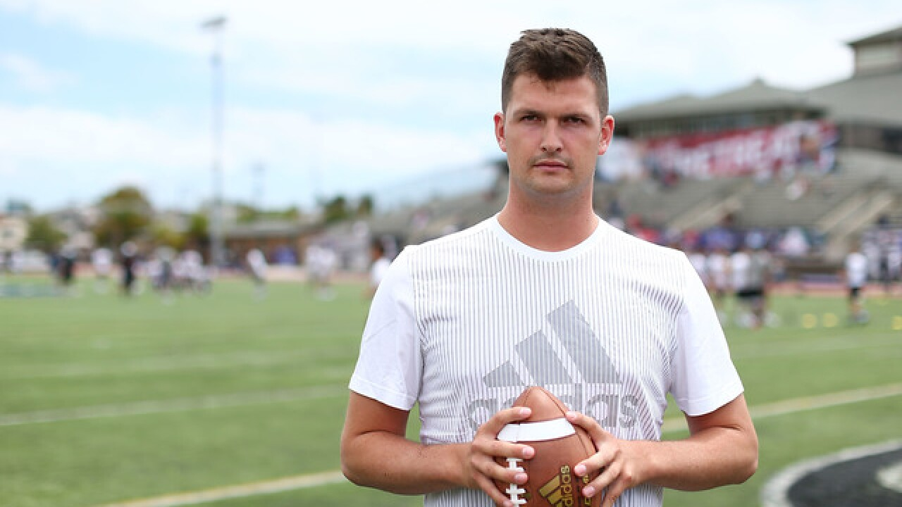 Former Michigan QB Wilton Speight enjoying fresh start at UCLA