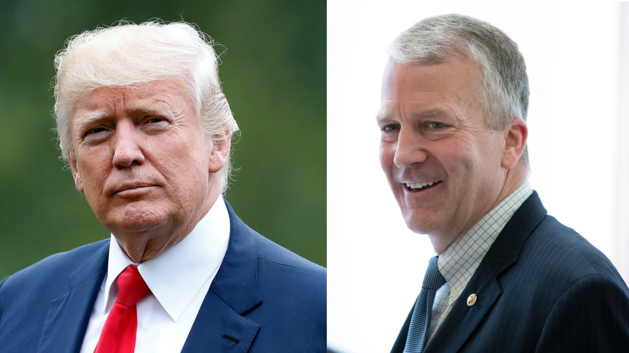 Trump projected to claim Alaska and the state's GOP senator will win reelection