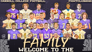 Carroll College football signings