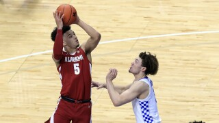 Alabama Kentucky Basketball