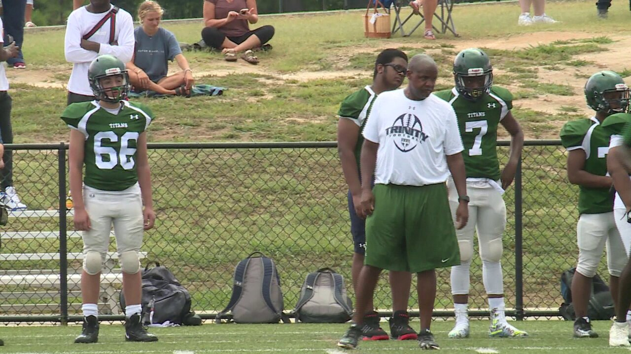 Final Score Friday 2019 Football Preview: TrinityTitans