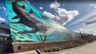 Exterior Newport Aquarium