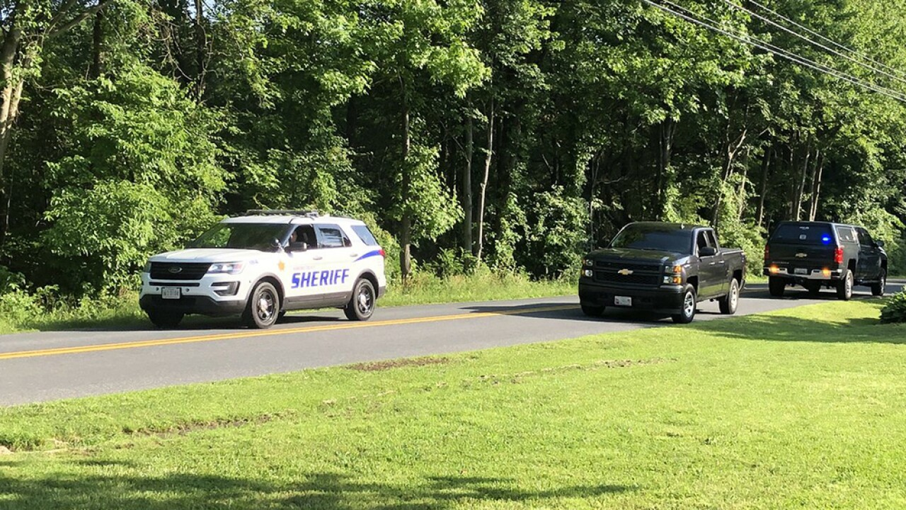 Suspect at large, two others detained following separate State