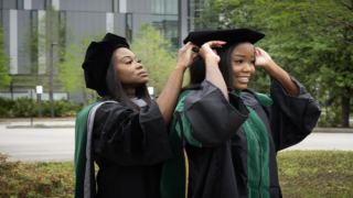 Mother-daughter Duo Just Graduated Medical School At The Same Time