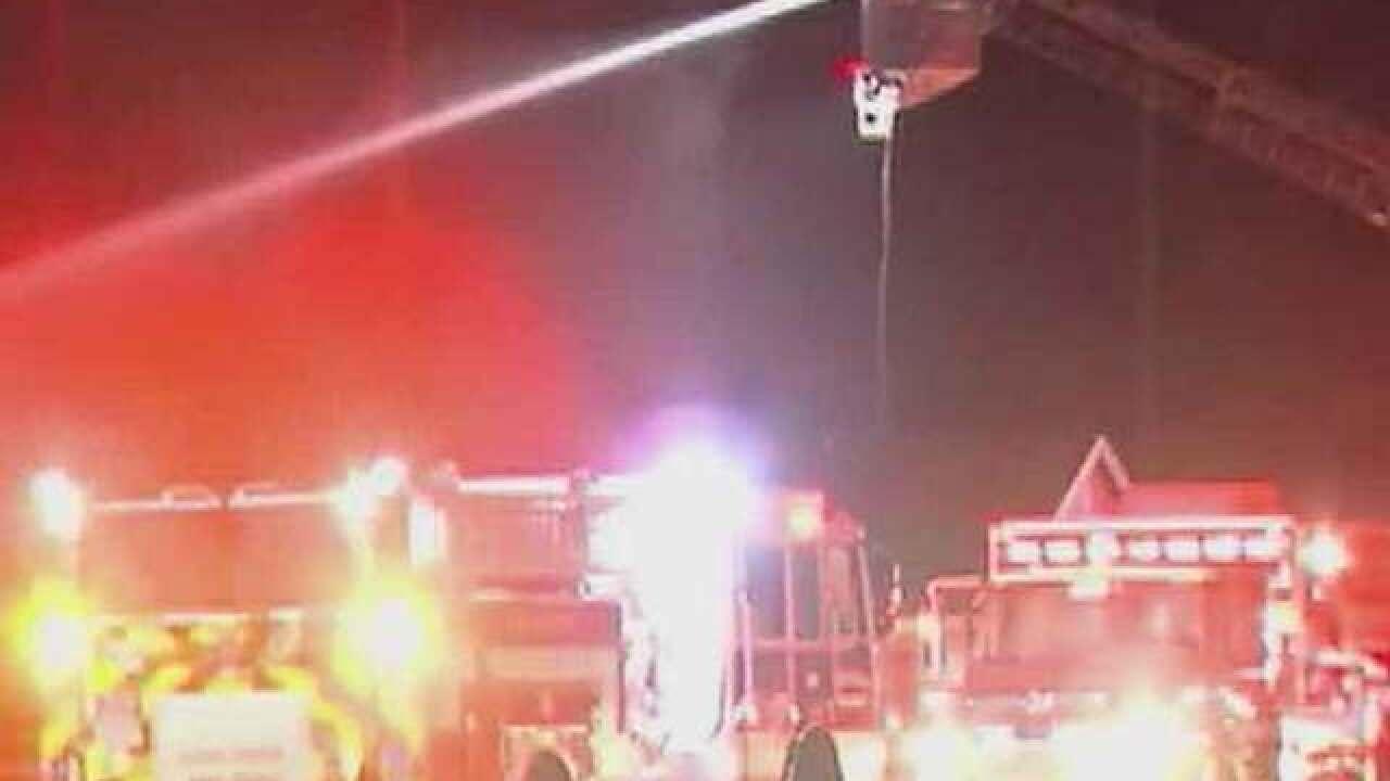 12 horses killed in Fla. in overnight barn fire