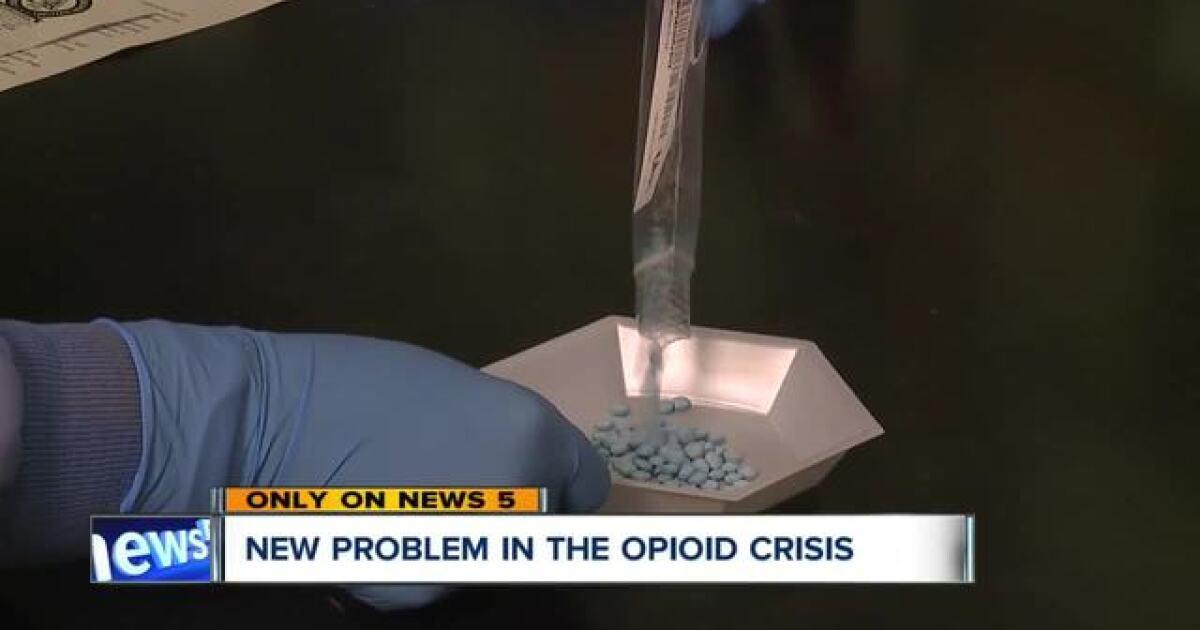 A new warning about fake oxycodone pills hitting Northeast