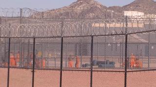 Arizona prison inmates