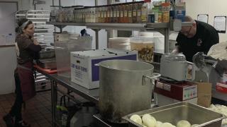 Closed restaurant donates space to nonprofit, La Soupe