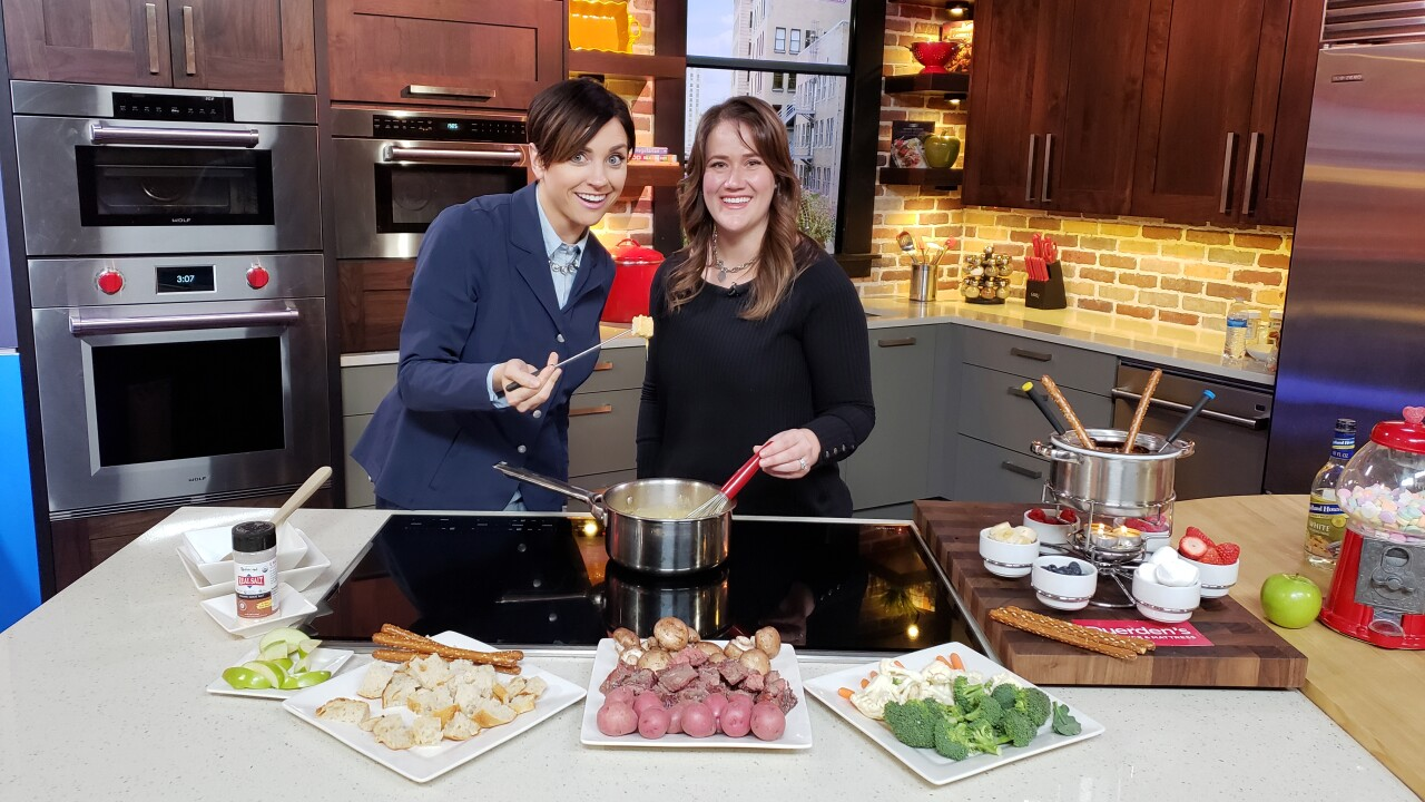 Savory Fondue by Cayt's Meats and Meals