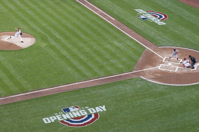 Opening Day 2018: Nationals 2, Reds 0