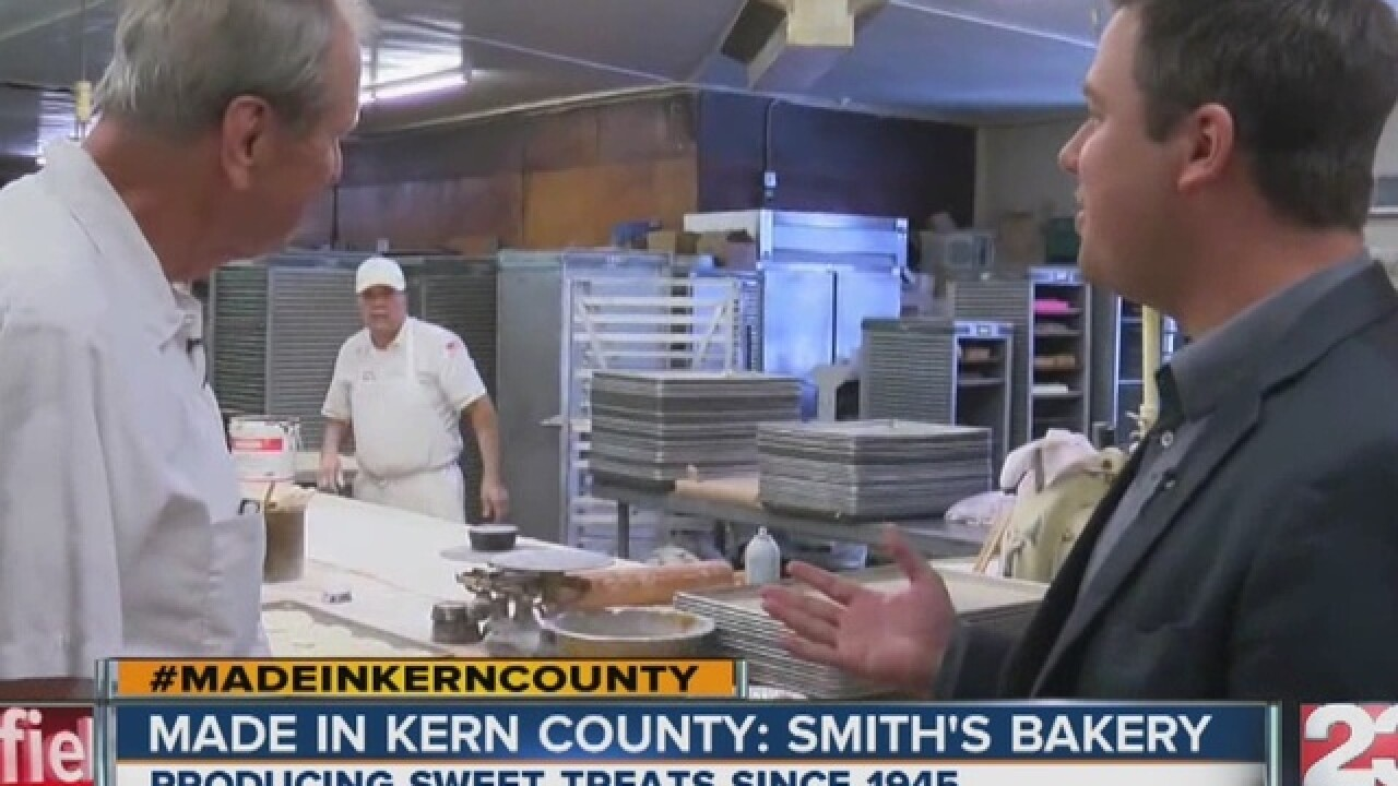 Made In Kern County Smiths Bakery
