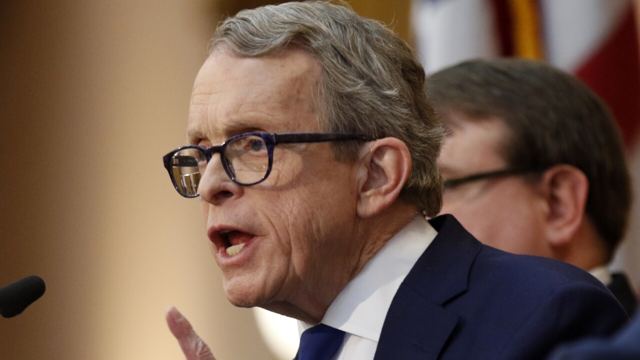 Gov Dewine Issues Order Prohibiting Mass Gatherings Of Over 100