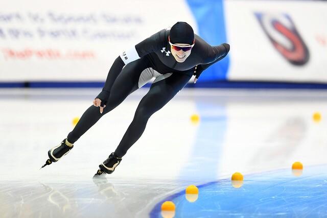Meet the U.S. 2018 Olympic Speed Skating team