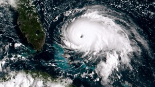 Florida Prepares For The Arrival Of Hurricane Dorian