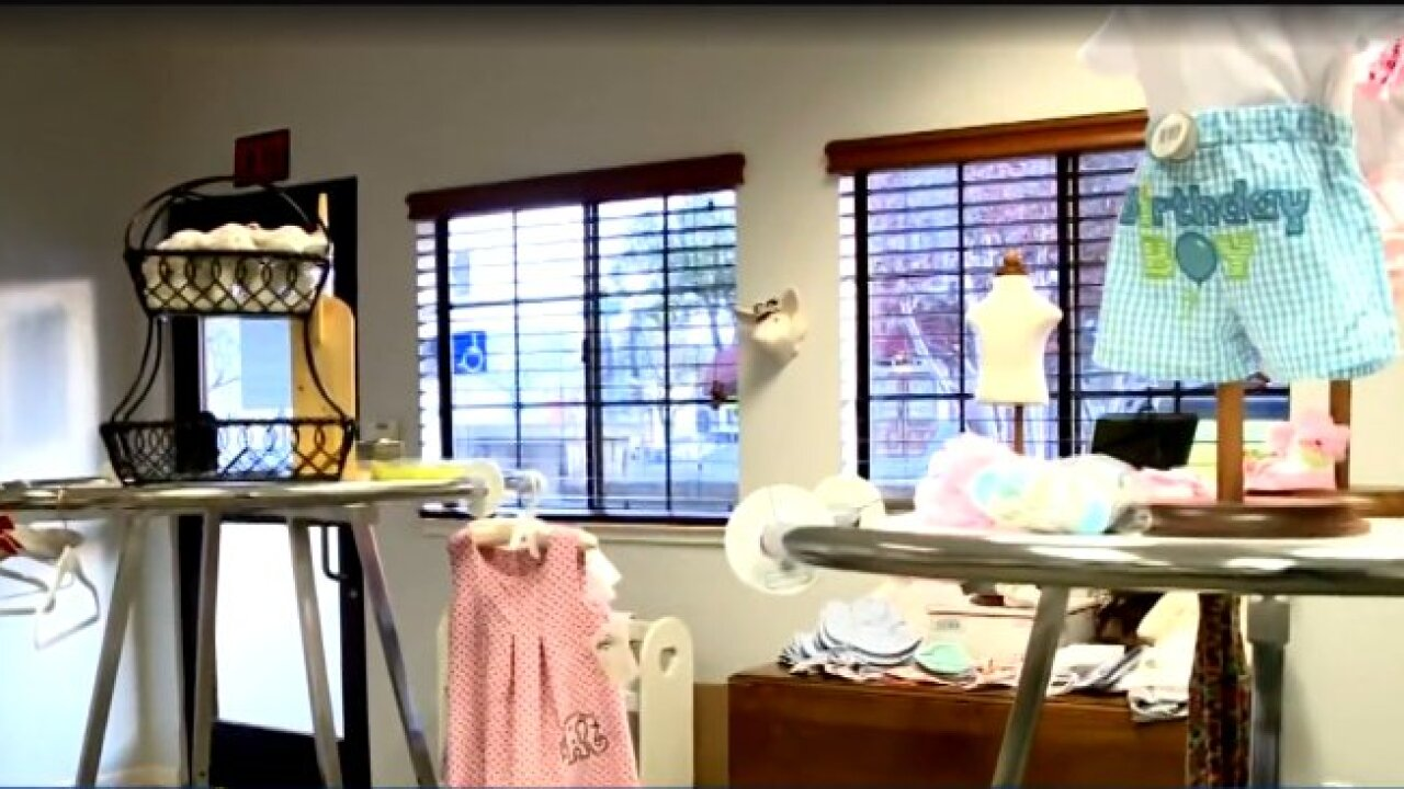 Christmas orders canceled after burglar cleans out baby store, steals $25K in merchandise
