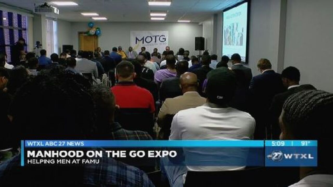 Manhood on the Go Expo helping men at FAMU