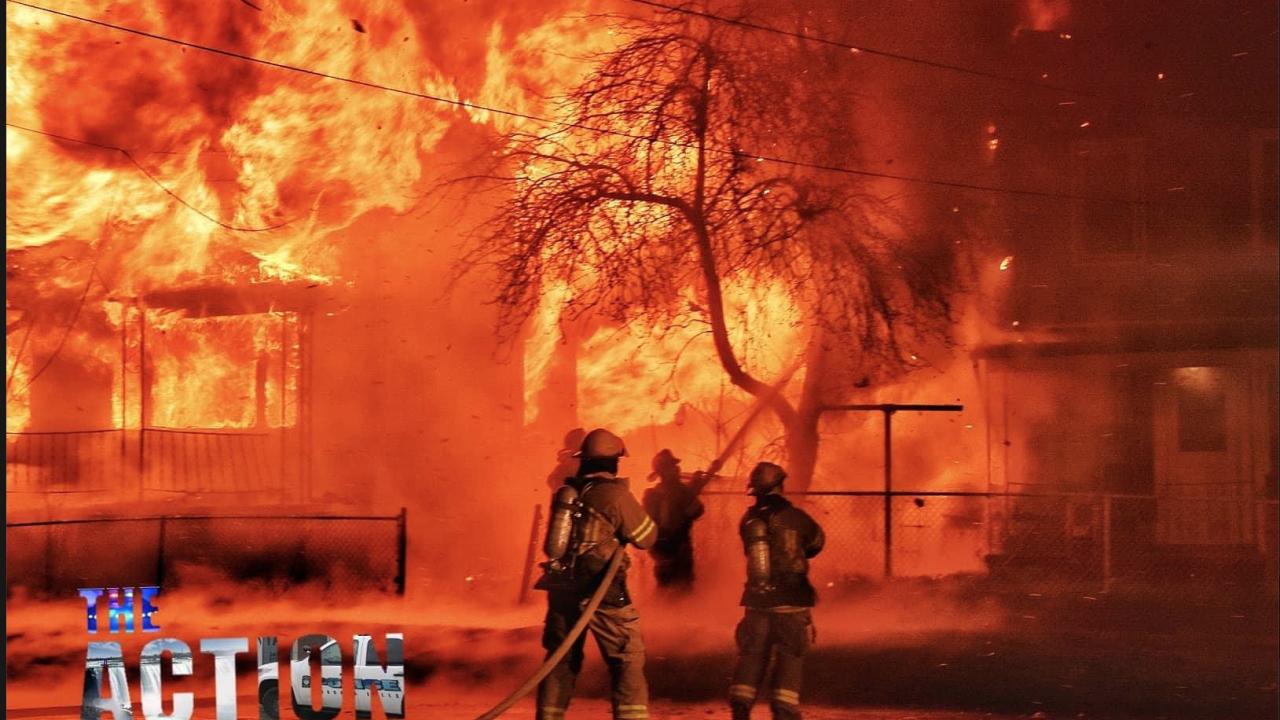 GARDEN AVENUE FIRE NIAGARA FALLS
