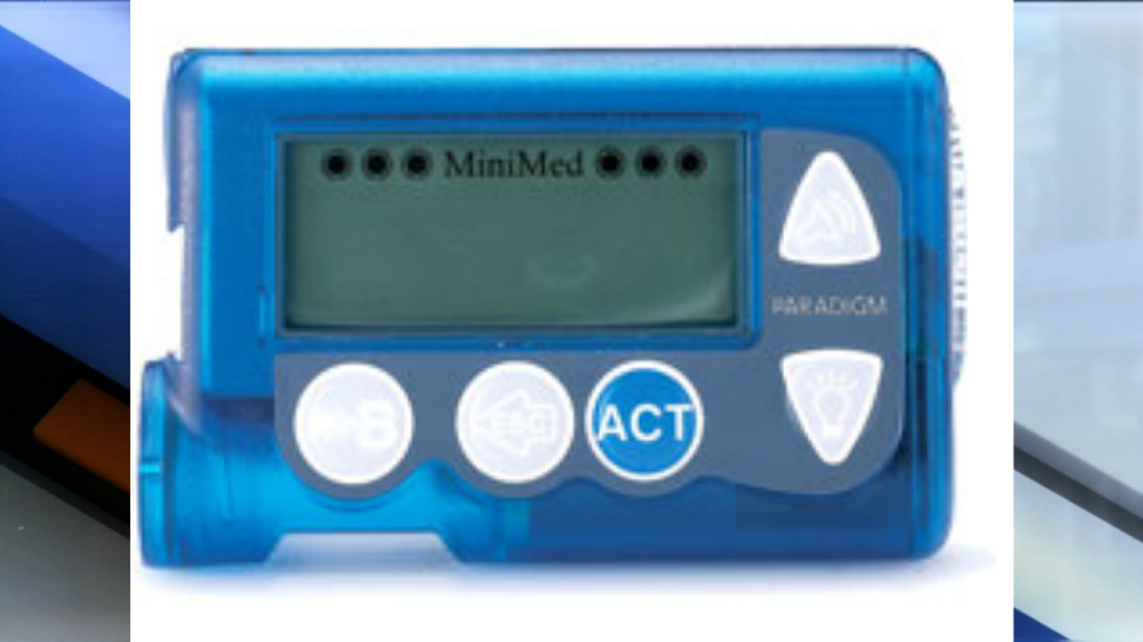 Medtronic MiniMed Paradigm 712E