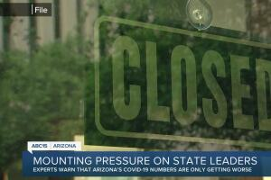 Mounting pressure on Governor Ducey surrounding coronavirus