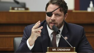 Rep. Dan Crenshaw, R-Texas