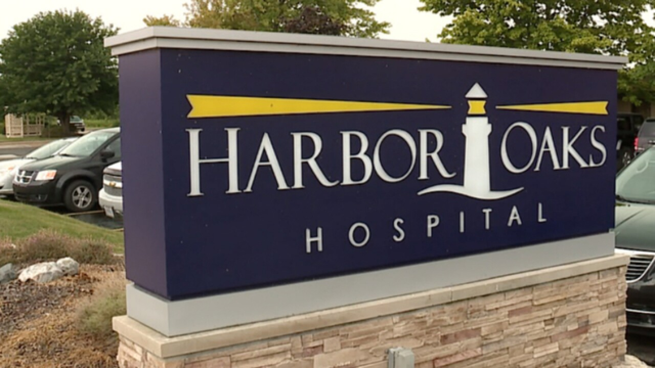 Charges filed over abuse inside Harbor Oaks