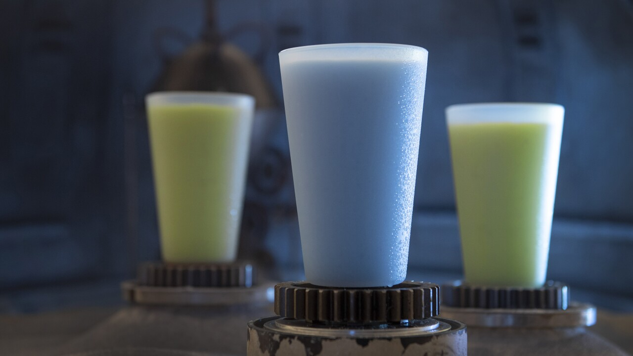 Star Wars: Galaxy's Edge - Milk Stand