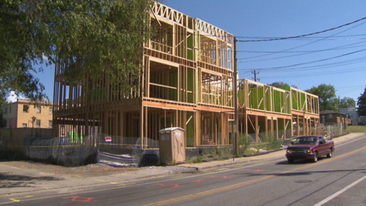 Development Changes Cleveland Park Neighborhood