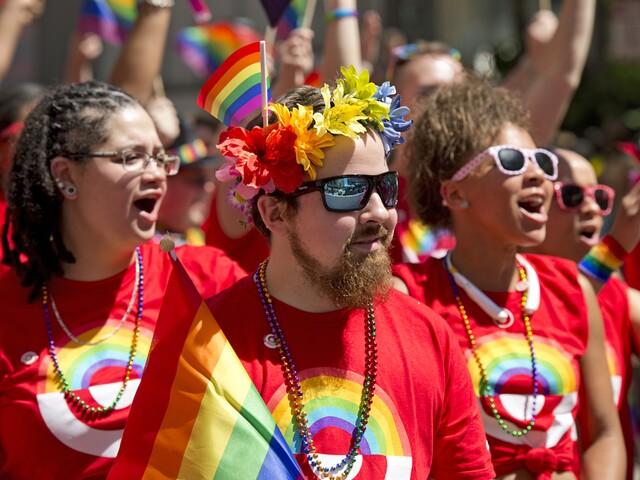 2017 Cincinnati Pride Parade and Festival