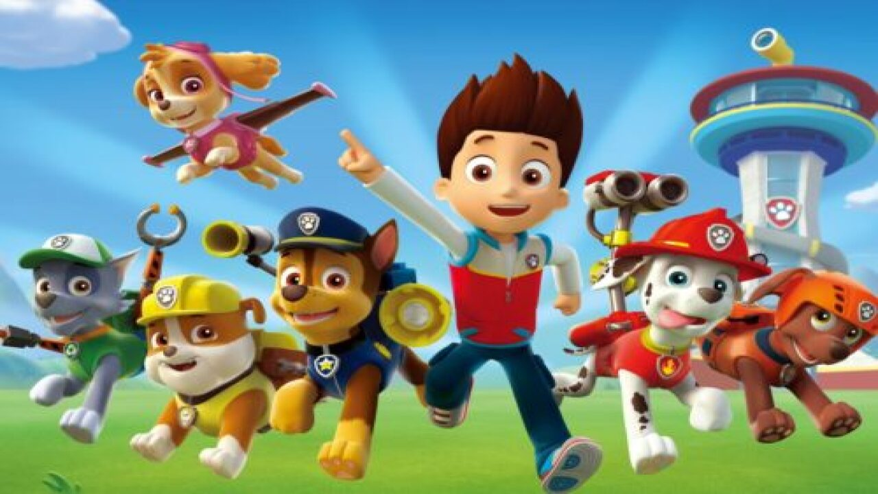 A New 'Paw Patrol' Movie Is Coming Soon