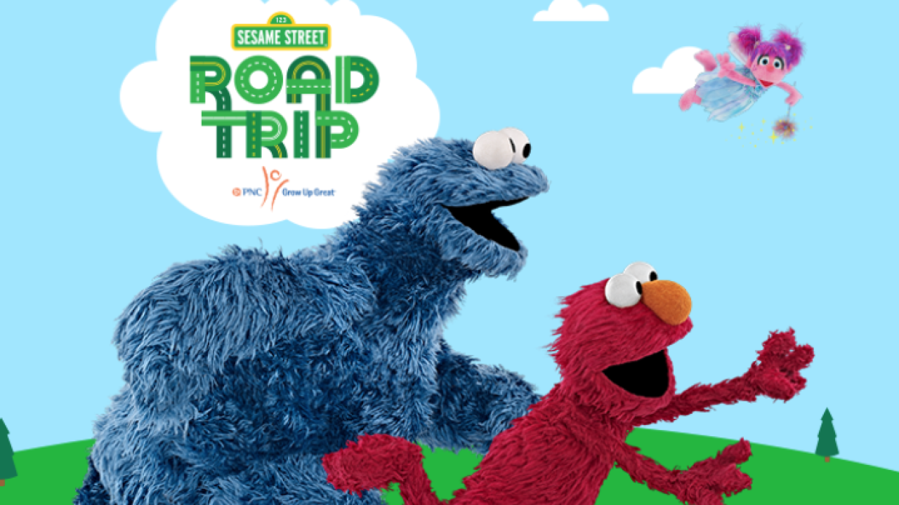 Sesame Street' &  $Muppets coming to Detroit for free 3-day show & festival