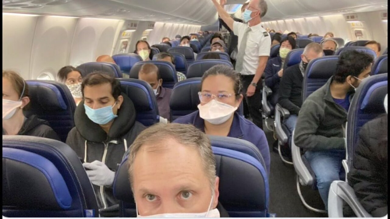 United Airlines changes policies after viral photo shows fully-packed flight amid pandemic
