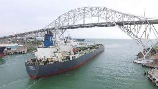 Future bright at Port of Corpus Christi