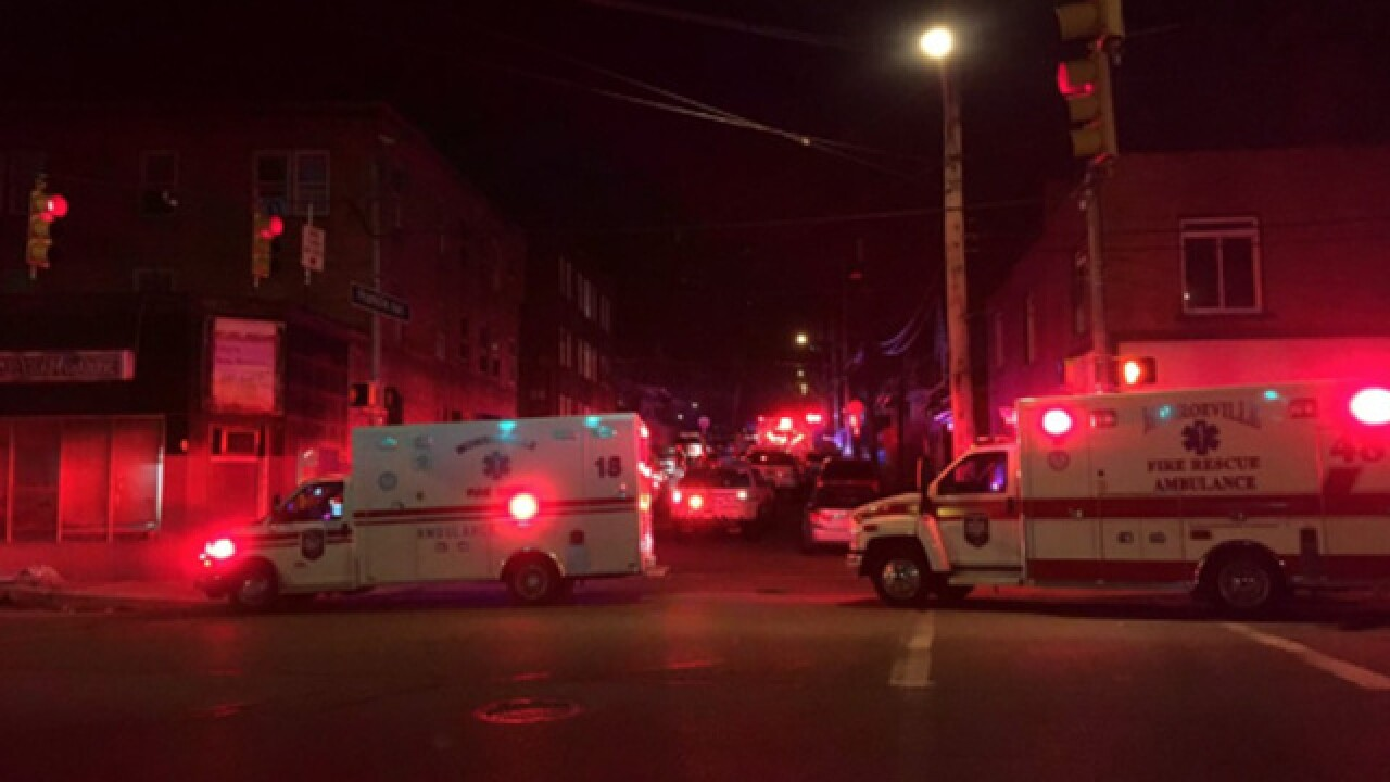 Pennsylvania party shooting: 5 dead, 3 hurt