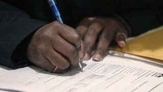 Demand for unemployment benefits up slightly