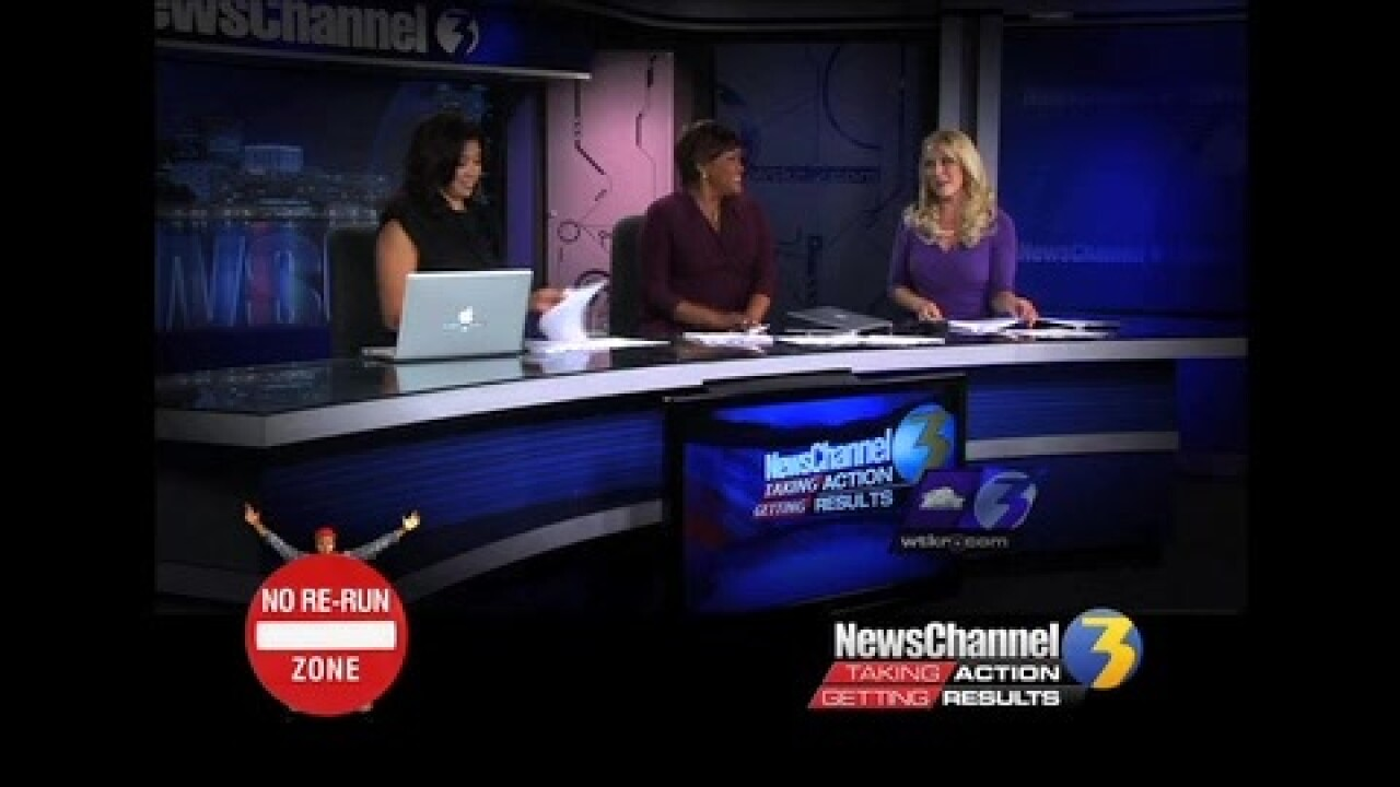 NewsChannel 3 at 4: The No Re-run Zone