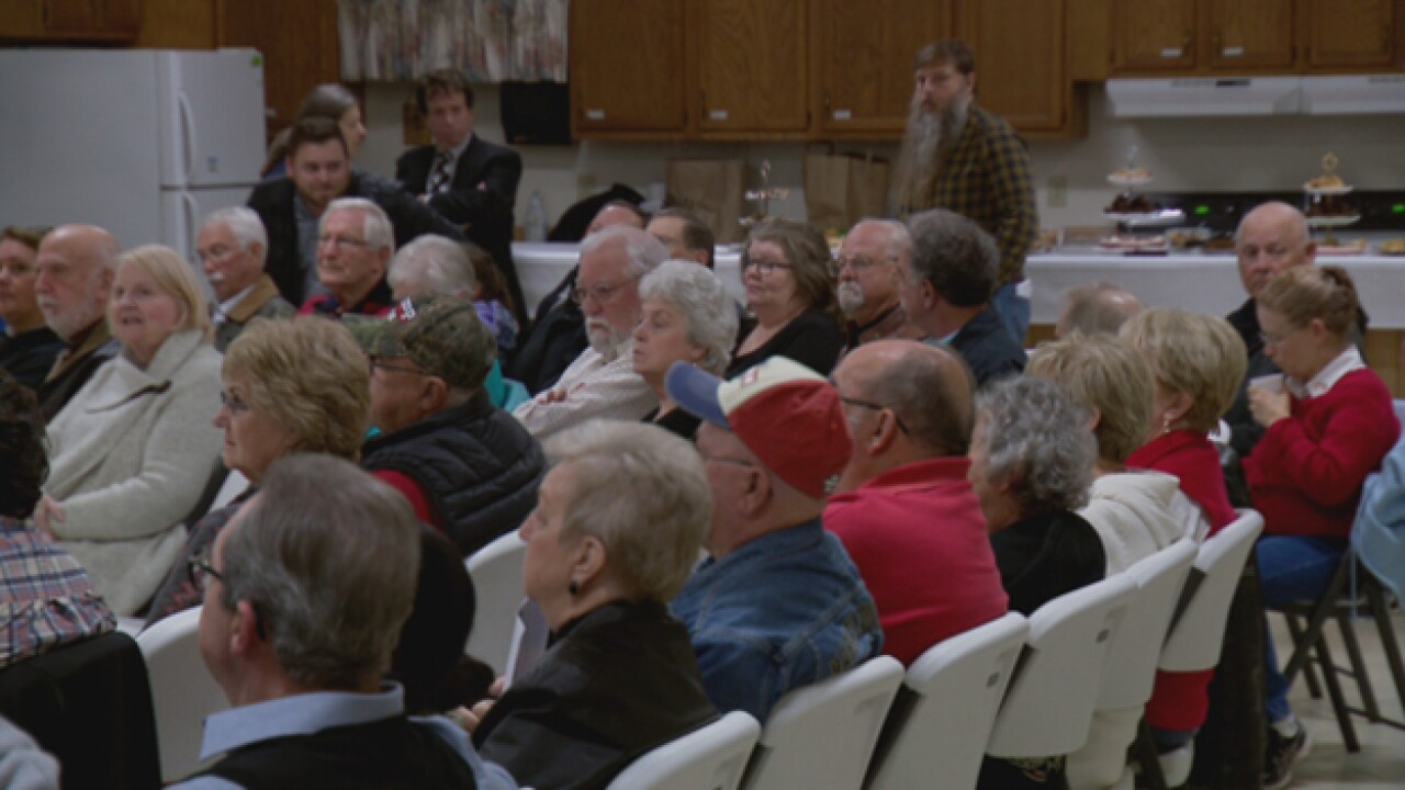 Cheatham County residents rally to preserve historic land