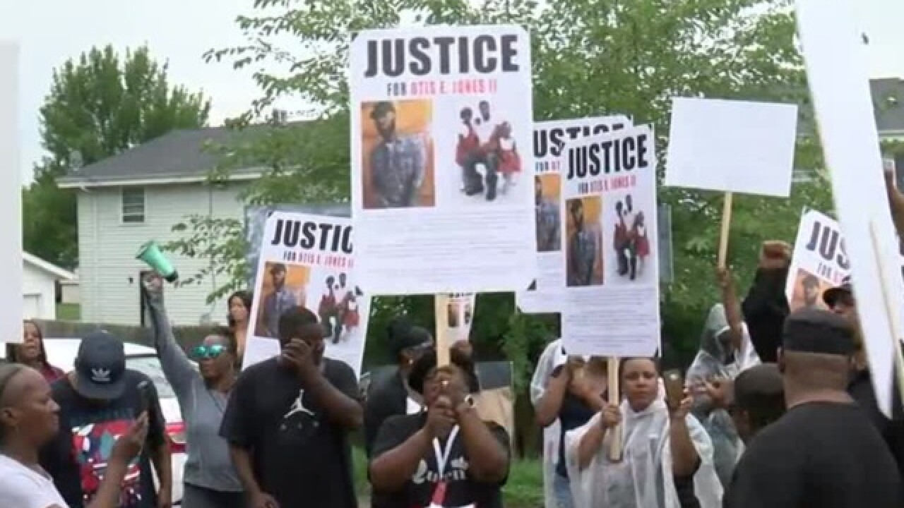 Community holds peace rally after violent month
