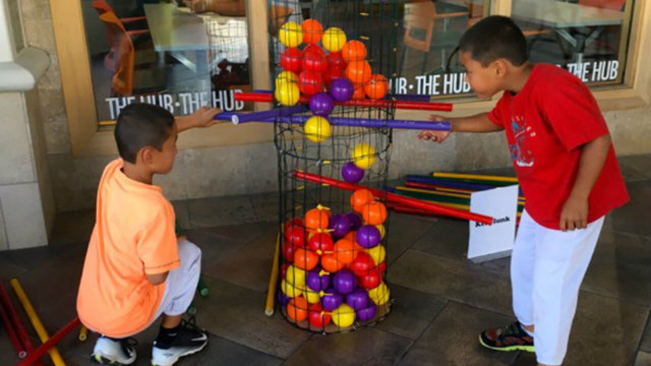 Have 'Life-Size' fun at Otay Ranch Town Center