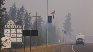 Wildfires' toxic air leaves damage long after the smoke clears