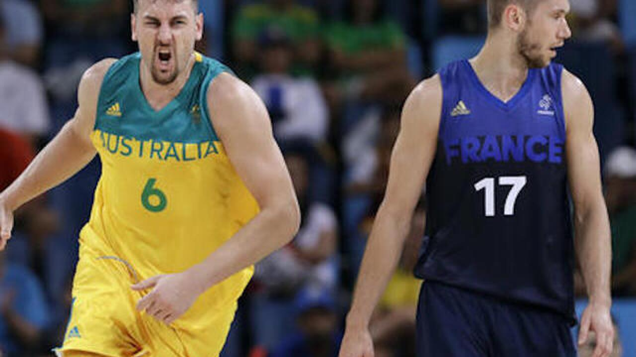 Andrew Bogut dominant in unexpected return for Rio Games