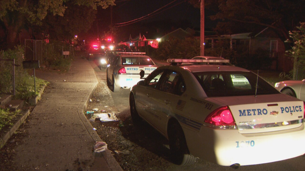 Man Shot In Nashville While Shielding Wife From Gunfire