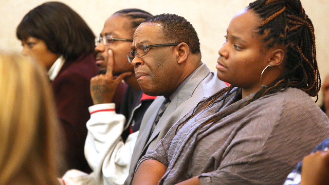 PHOTOS: Criminologists testify on Day 4 of trial